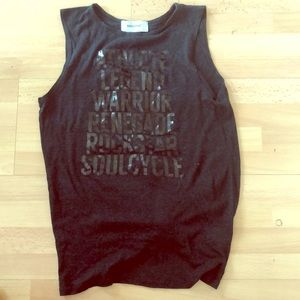 Soul Cycle workout top! EUC